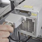 Codificador láser de trazado de 30 W Marcado permanente de alta calidad