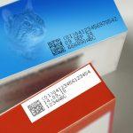 Impresión confiable de texto y códigos QR