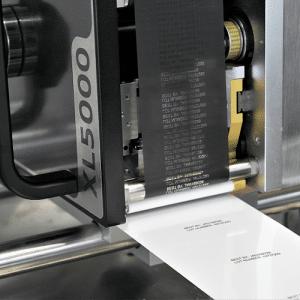 Impresora de Transferencia-Térmica Allen-XL5000