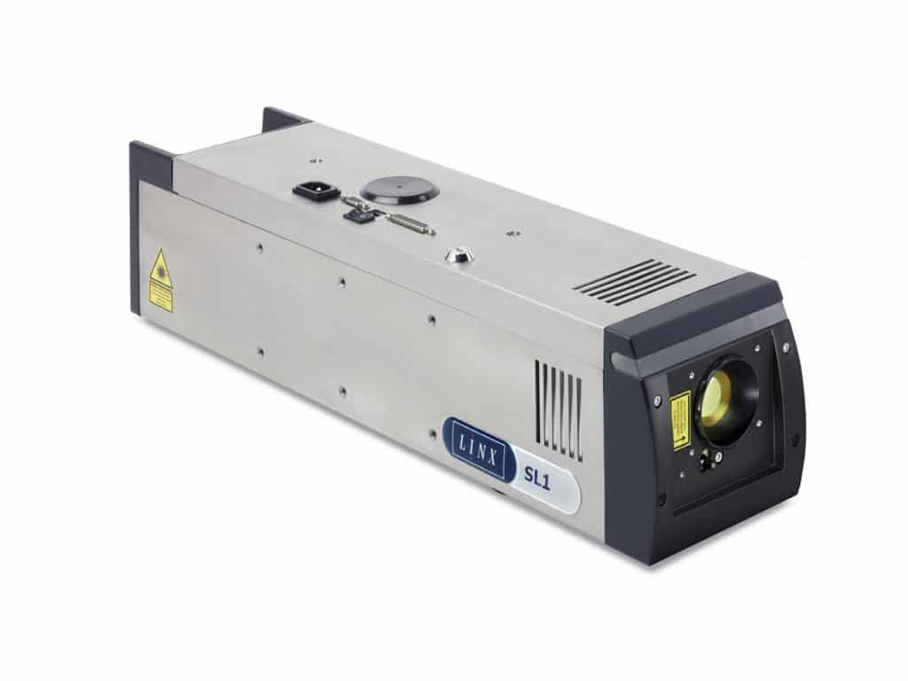 Codificador Láser Linx SL1-10W Láser CO2 sellado, clase de potencia 10 W