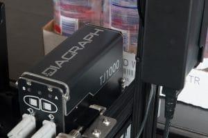 Sistema de impresión TJ500 / TJ1000 (Thermal Jet HP)